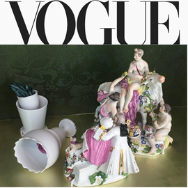 Vogue: Porcelain, No Simple Matter