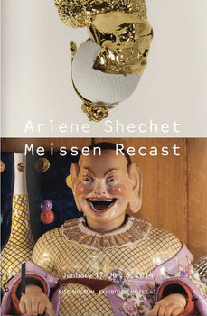 Meissen Recast Exhibition Catalogue Exhibition catalogue published on the occasion of Arlene Shechet: Meissen Recast, a two-part exhibition on view at the RISD Museum from Jan 17 - July 6, 2014. Interview with Judith Tannenbaum.