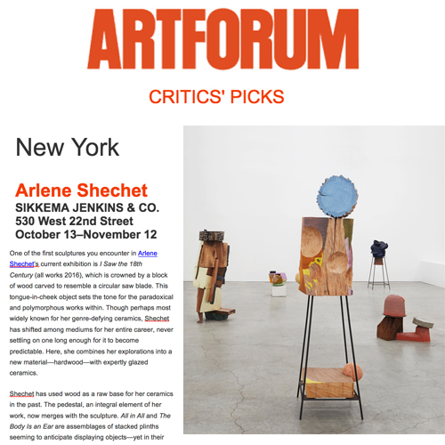 Artforum Critic's Pick: Turn Up the Bass
