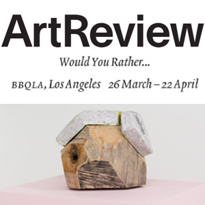 ArtReview: Would You Rather