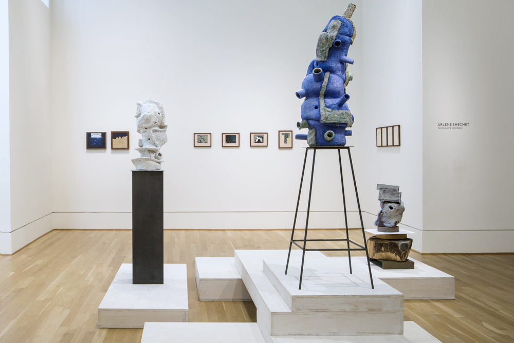 Installation view,  From Here On Now , The Phillips Collection, Washington, D.C., Oct 2016 - May 2017.
