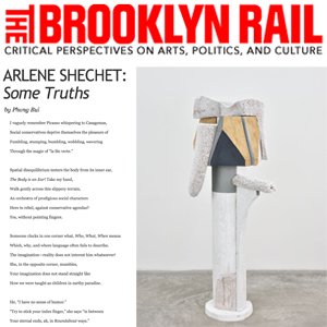 The Brooklyn Rail: Some Truths