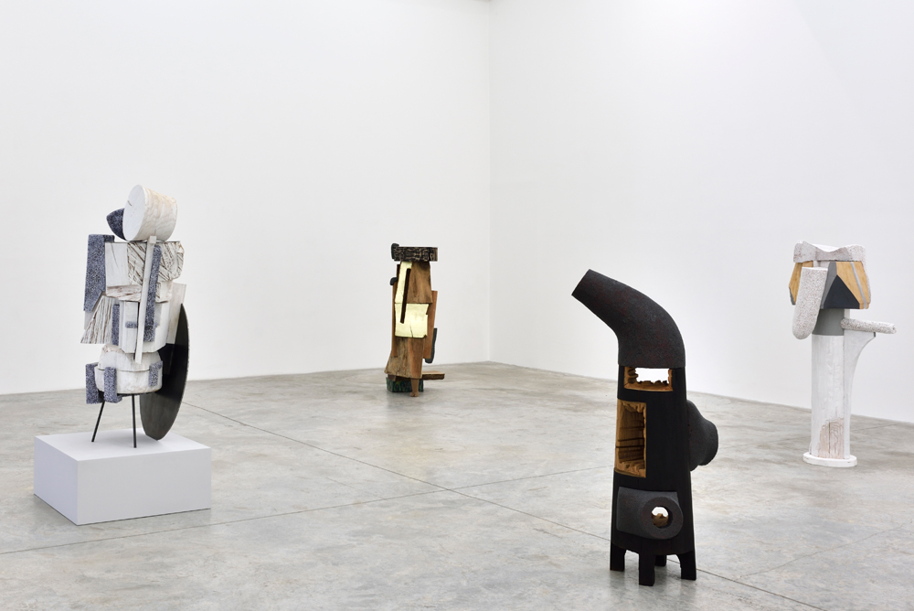 Installation view, Some Truths ,Almine Rech Gallery, Paris, France, Apr 21 - May 26, 2018.