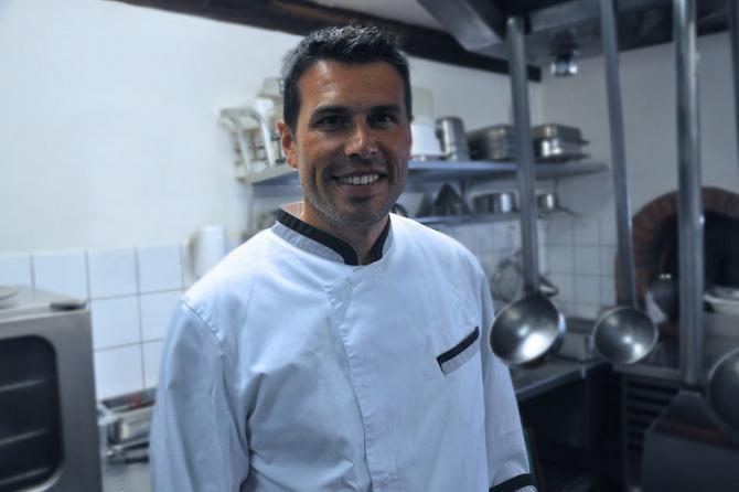 Alessio Voci - 14 gennaio 1977, Sous Chef