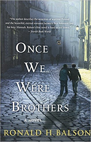 Once We Were Brothers  - Ronald Balson