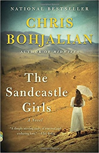 The Sandcastle Girls   - Chris Bohjalian