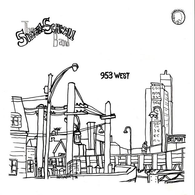 Siegel-Schwall 953 WEST 1973