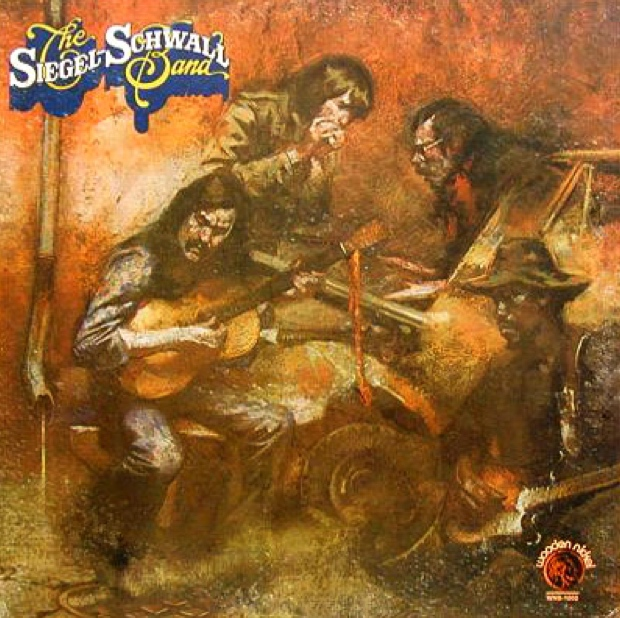 THE SIEGEL-SCHWALL BAND  1971