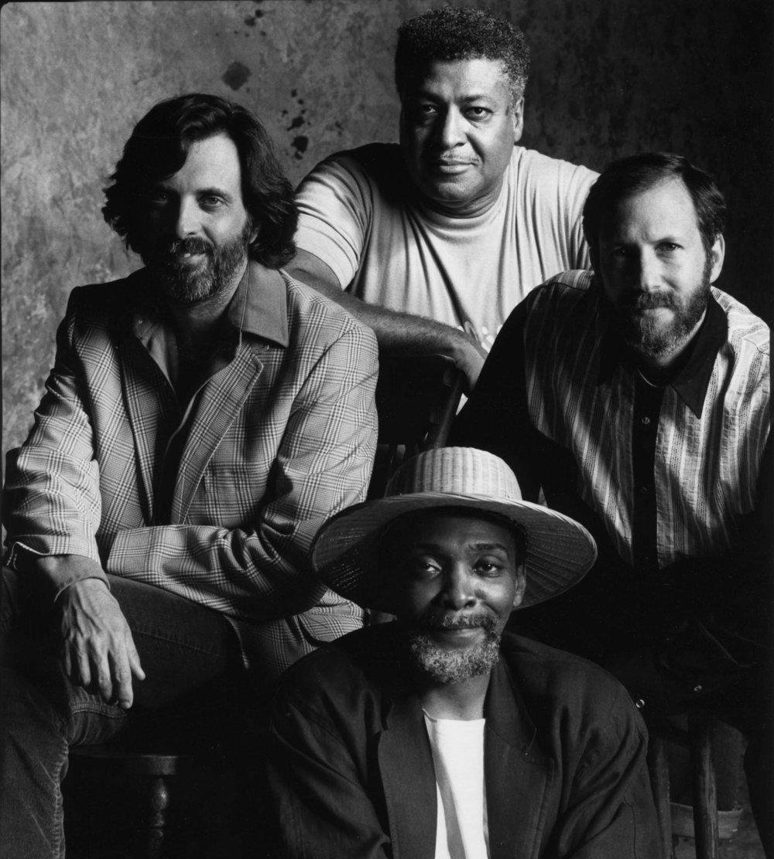 Top: Sam lay, Left :Jim, Right: Corky, Bottom: Rollo