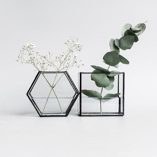 Pappus Square Glass Display Box Medium Form Lifestyle Store