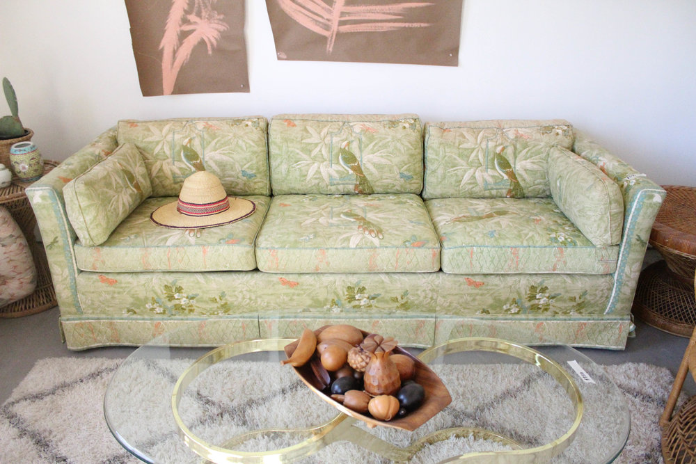 MCM Tropical Sofa
