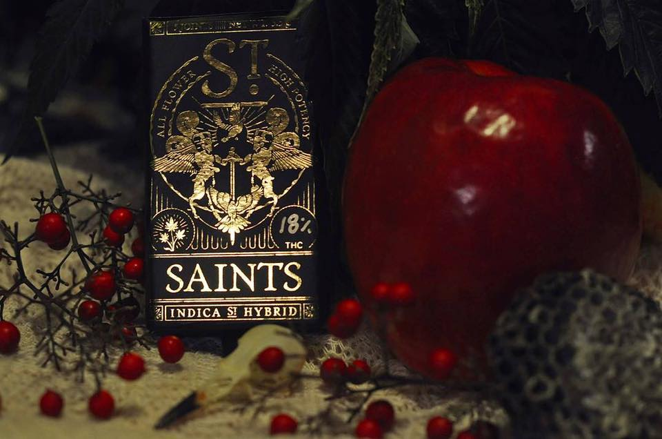All week long, 10% off Saints products. On Friday we are doing a vendor day with Crystal. Stop in and meet the lady behind Saints. She will be here from 2-5pm to answer any questions and educate about the product.