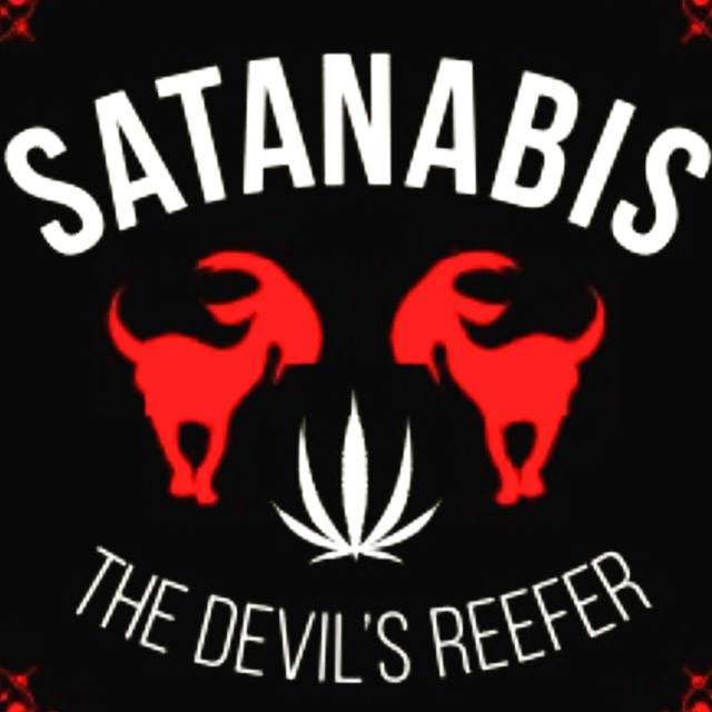 Satanabis Cannabis, is on sale all week. Stop by Friday from 2-5pm for our vendor day and meet the man behind the brand (he's not the devil).
