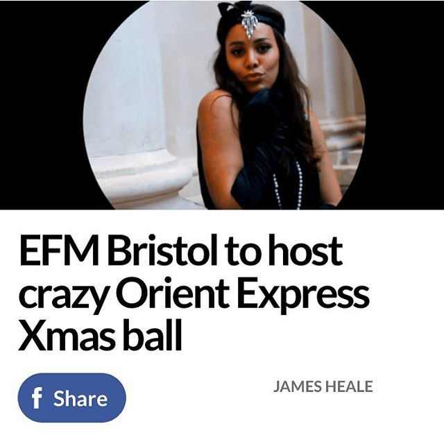 Less than 24 hours till the EFM Christmas Ball! Hope you've all got your tickets and outfits sorted it's going to be an amazing night !! #Bristoluni #EFM