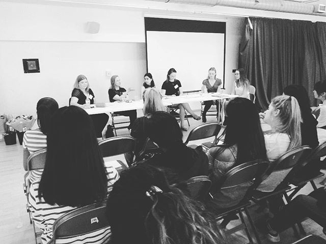 It was great to see such a good turnout at our panel event. Thank you to everyone that came