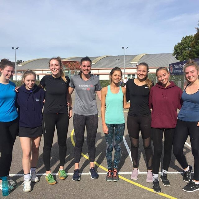 EFM Netball squad had a great first match against centaurs yesterday! Intramural netball is mixed so we need more girls AND guys to get involved! Contact sports sec Jess Mann for more info. 💪