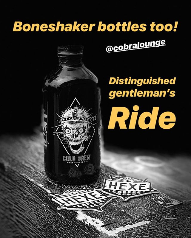 Serving hot and cold tomorrow at the distinguished gentleman's ride! Come out! 🔪🔪🔪