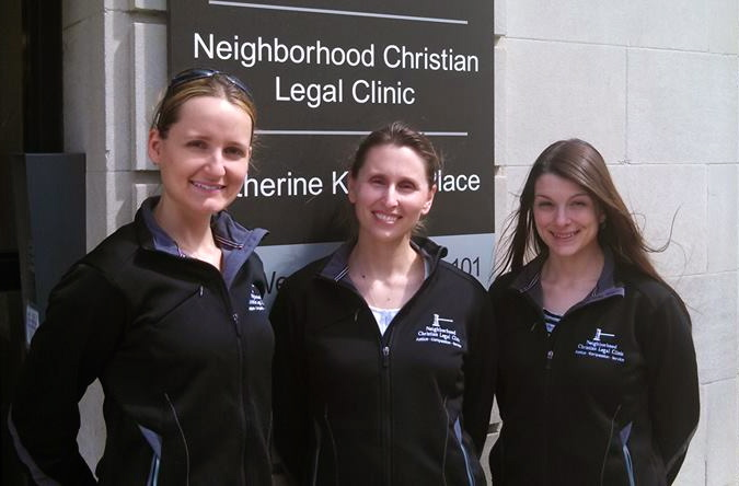 Ft. Wayne Legal Clinic Staff