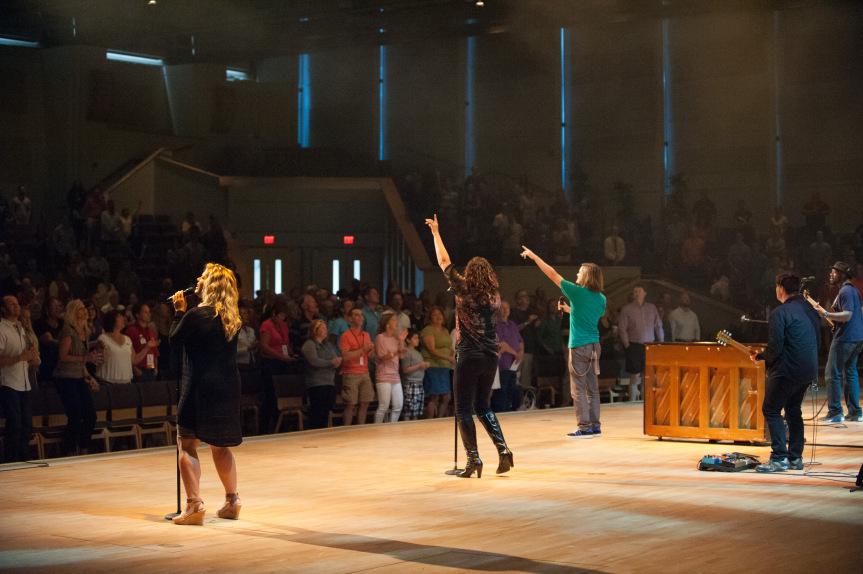 Worship at Grace Church