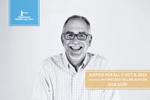 Justice For All Keynote - Bob Goff