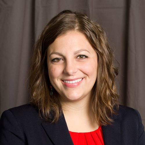 Staff Attorney Erica Harrigan