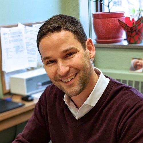 Staff Attorney Chase Haller