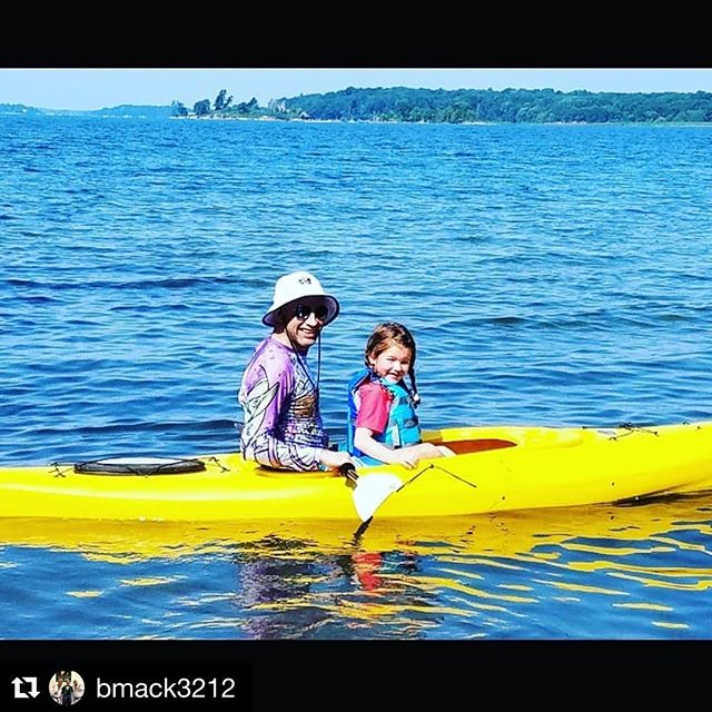 Absolutely love this picture! We love the support! #Repost @bmack3212 with @get_repost ・・・ Beautiful day kayaking out on eel bay.  Wearing my @buzzgearbjj rashguard anytime I'm active out in the sun.