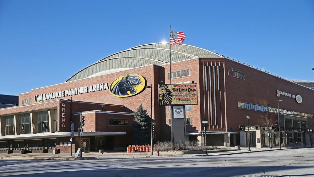 UW Milwaukee Panther Arena