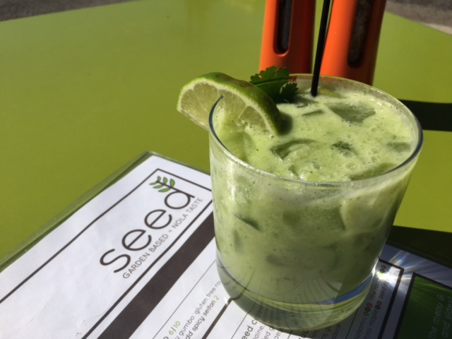 healthy-st-patricks-day-mocktail-Avocado Cilantro Mockgarita %40 Seed.JPG
