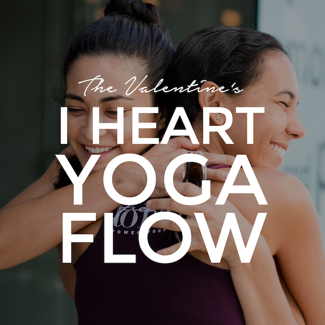 Free To Be's I Heart Yoga Flow