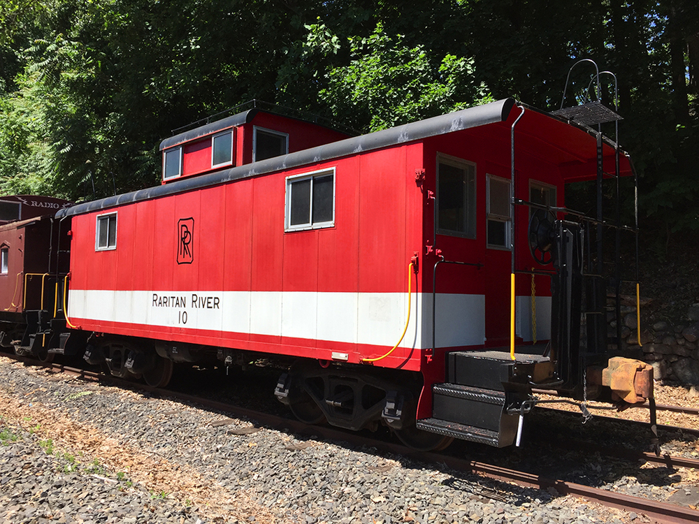 RRRR No. 10 as it appeared in Boonton, NJ on June 12, 2016. (Rudy Garbely photo)