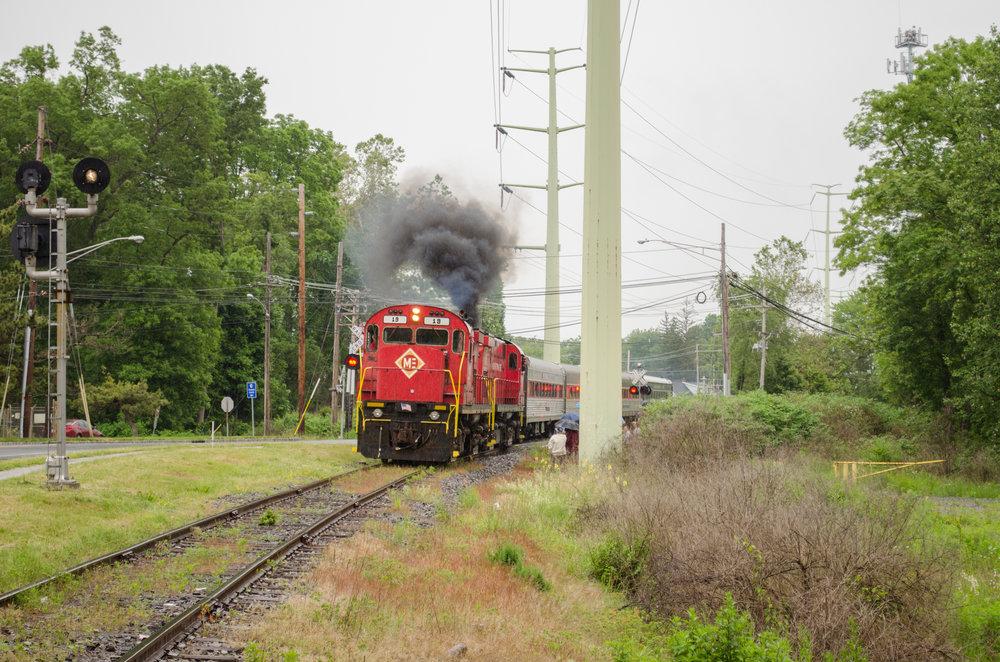 Tri-State Members Day at Boonton Yard — Tri-State Railway