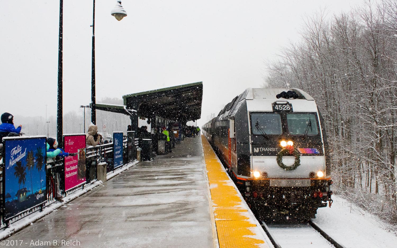 Santa Train - Wayne, NJ — Tri-State Railway Historical Society