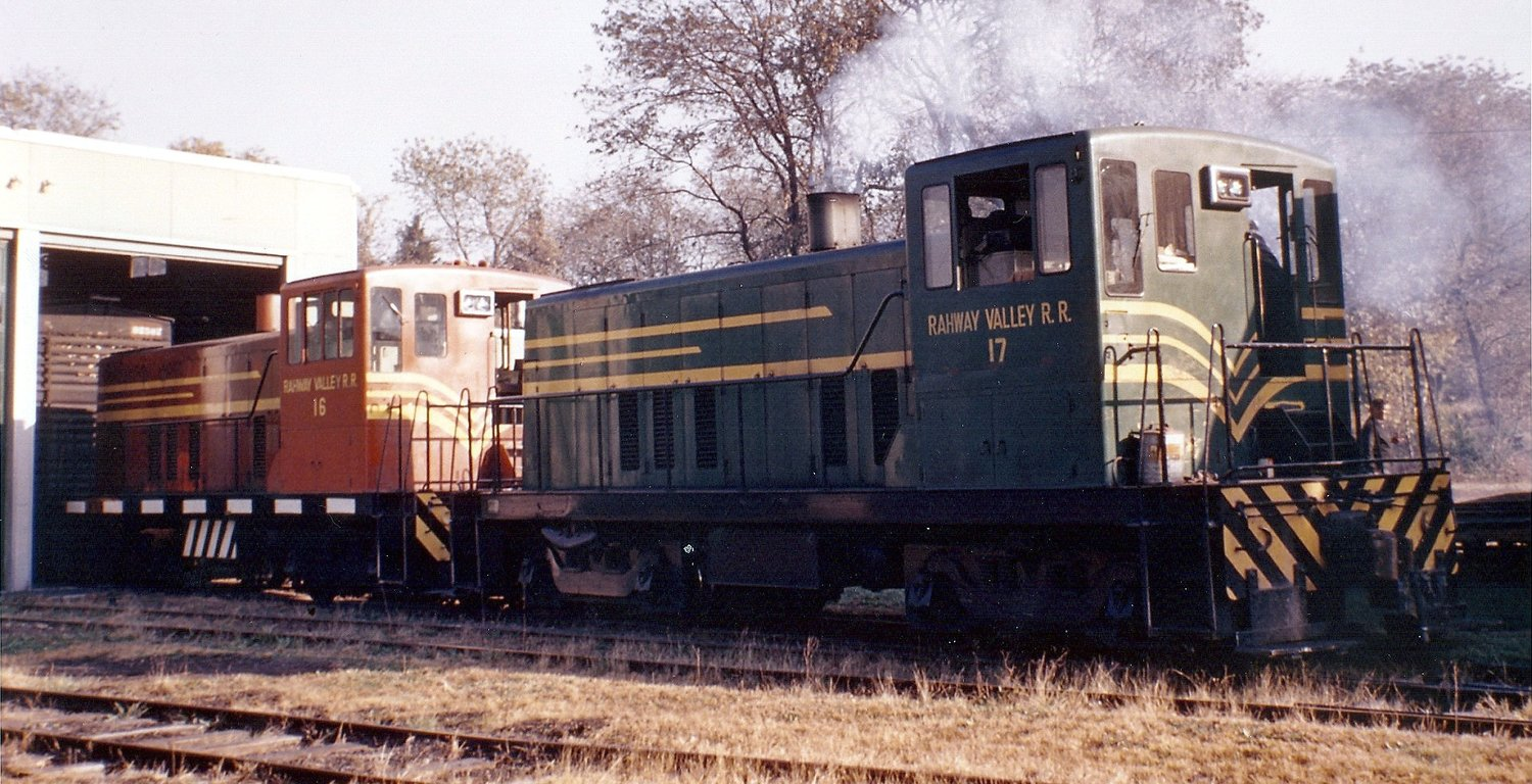Tri-State Railway Historical Society ACQUIRES Rahway Valley