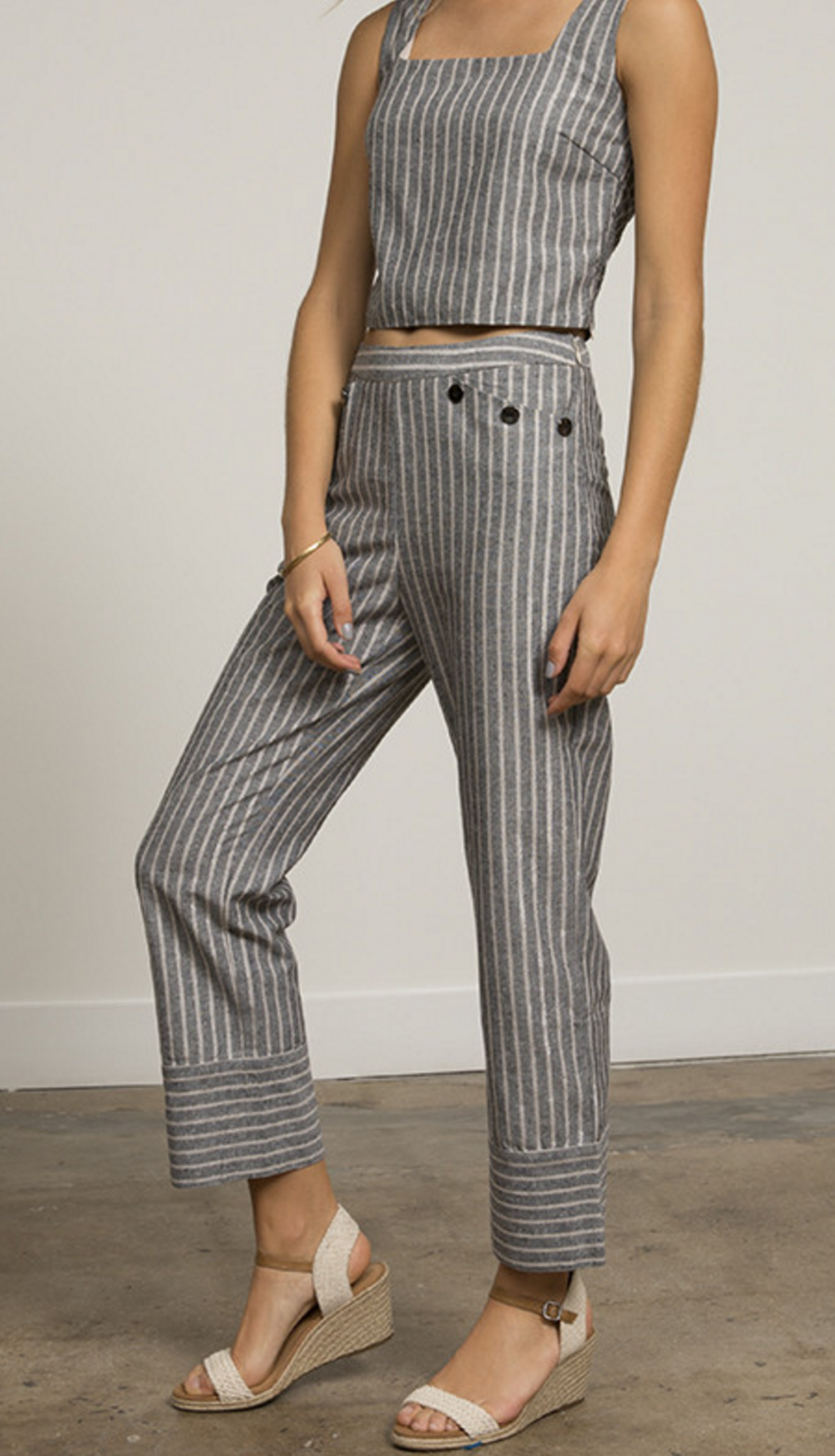 The Lola Boxed Top & Pant- Click Here& Here