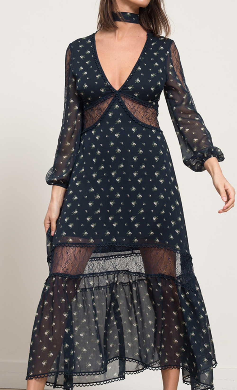 Sonya Lace Dress-click here