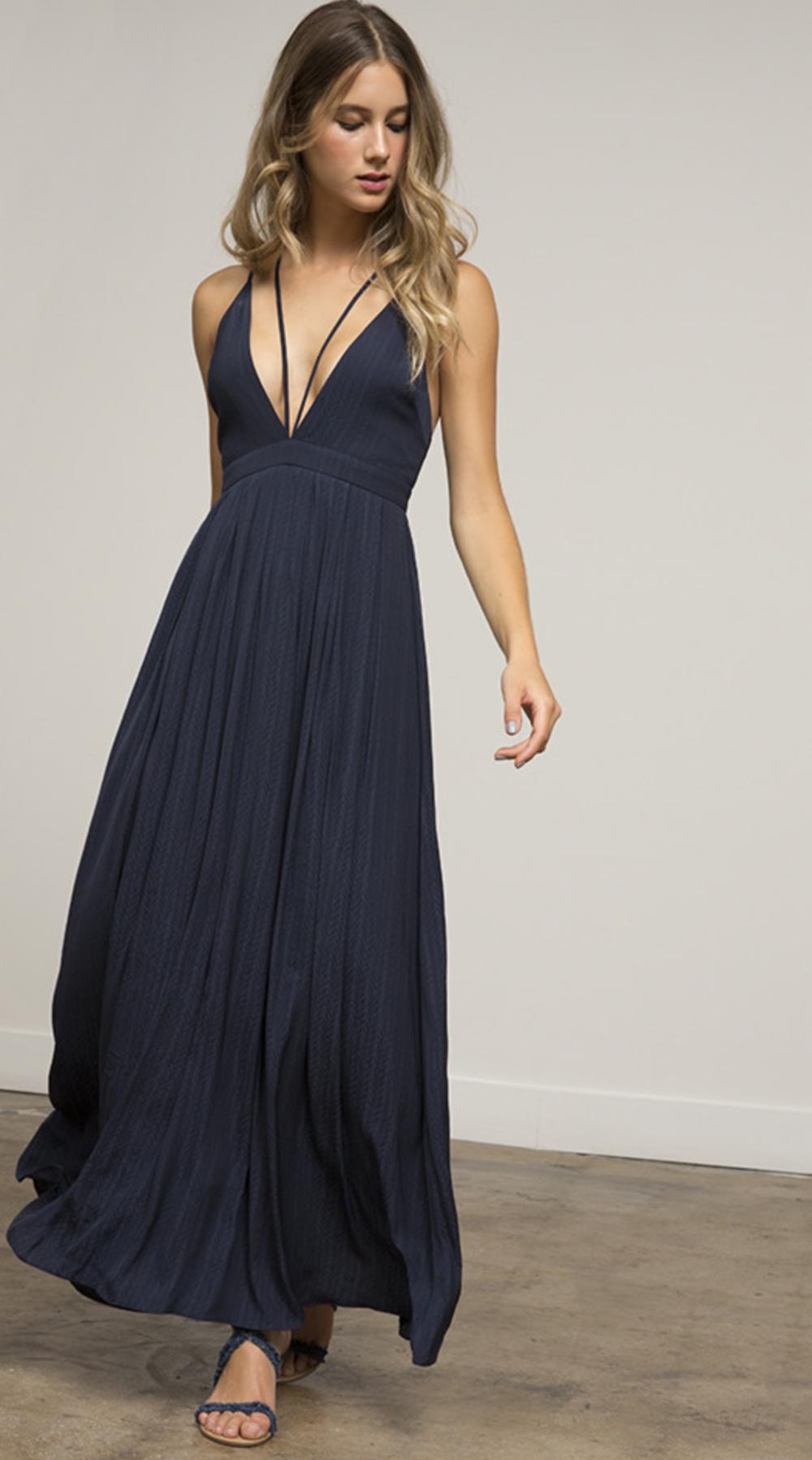 Celine Maxi Dress- Click Here