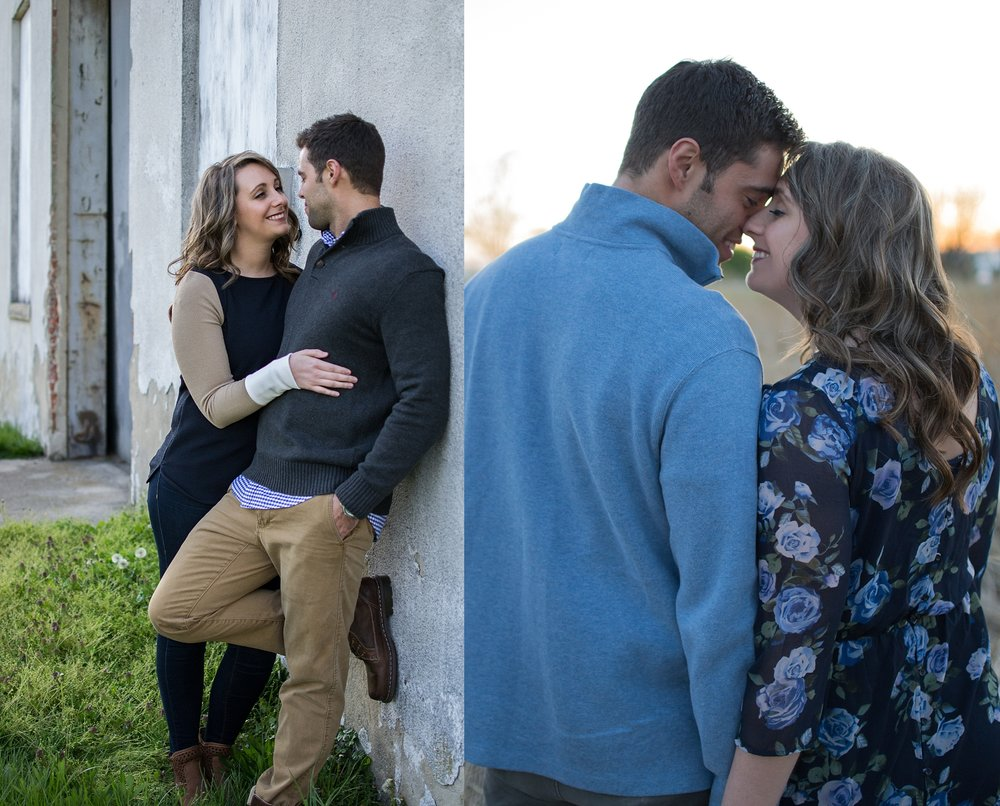 Here's a few shots from the engagement shoot, because I assume everyone was itching to see what they looked like. Thanks, Britt and Tyler for being the best first clients ever!