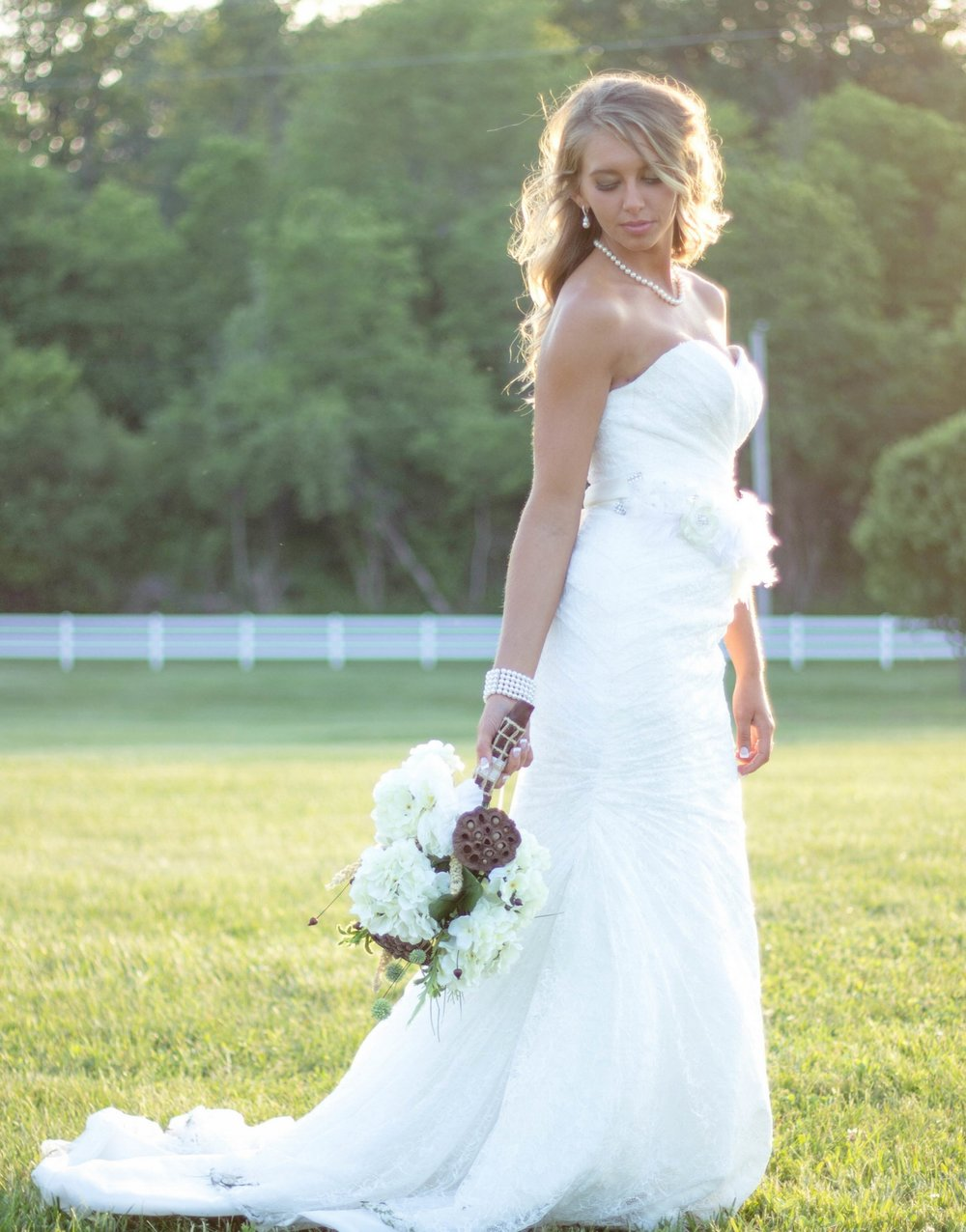 Bailey- A long time friend, high school soccer teammate, and my first bride! (Told you she was radiant!)She made these photos much more beautiful than I did.