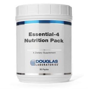 1 convenient pack for daily essentials - Multivit/mineral, Probiotic, Vit D, Essential Fatty Acids, CoQ10