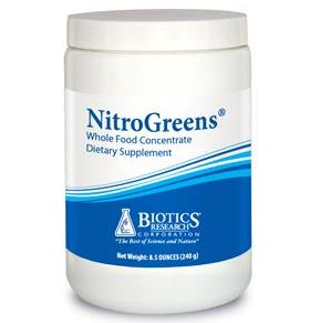 NitroGreens - Antioxidant and Alkalizing Support