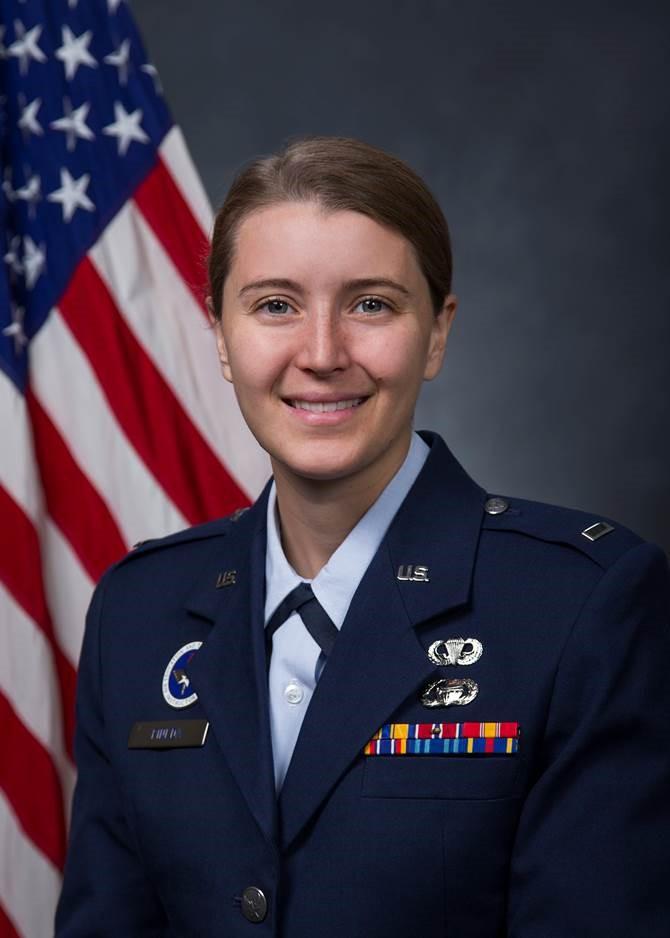 1st Lt Erin Pineda