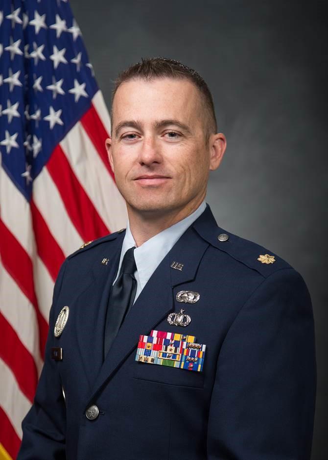 Maj John Young