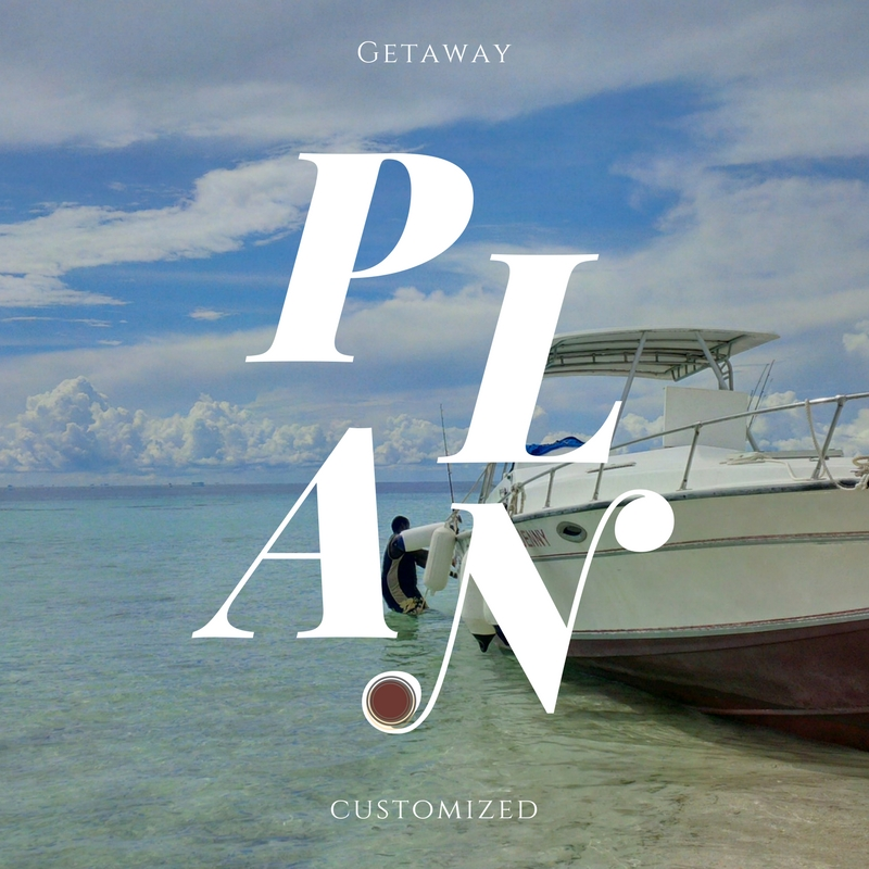 Need a Getaway Plan? Get one here.