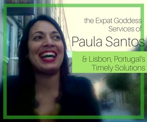 PAULA SANTOS - LISBON, PORTUGAL Paula will take you from immigrant to resident to citizen! She answers your most important questions about living in Portugal regarding housing, visa status, obtaining a bank account, registering your startup as a business and so much more!!! Fluent in English, Portuguese, and Spanish Available online and on location. Receive $25 off your next expat guide service with Paula just for trying us out! 25 minute video/audio call Complete customized plan to leave your home country and live abroad covering housing, immigration, and income. $39.95