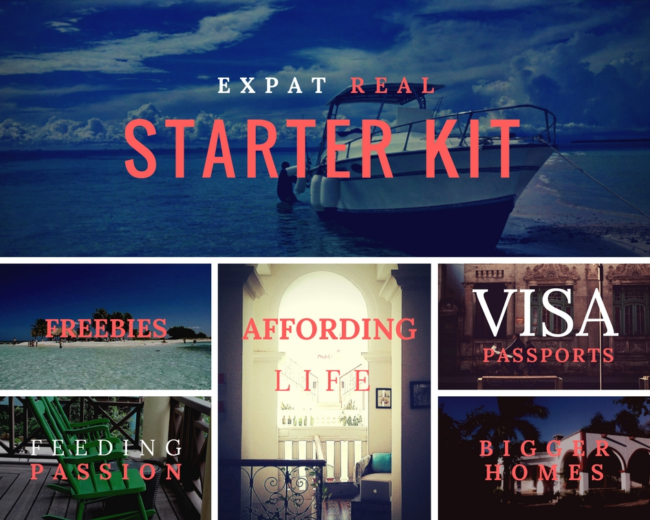 YOU, BOLD, FEARLESS! - FREE EXPAT TIPS Lisa May woke up one day, booked her apartment and her flight, picked up her passport and left the U.S. with a backpack and a totebag. Her only plan was to stay in Belize. In these 3 videos Lisa gives you the details of the exact path that she took to living abroad.  Available online. Receive a 1 month FREE membership to the Expat Real Inner Circle and learn all of the hidden secrets of making a smooth transition abroad as a fearless solo traveler for just checking out these helpful videos!