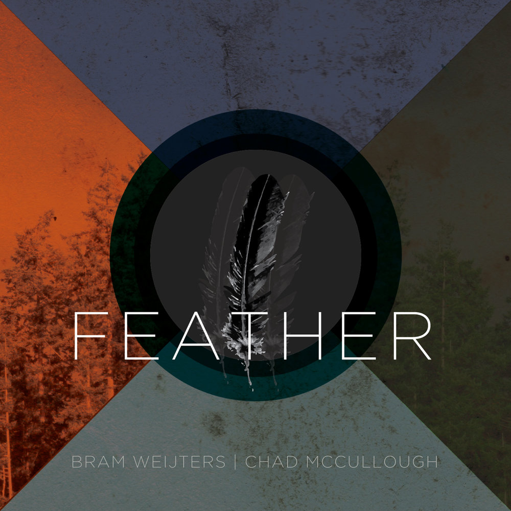 Bram Weijters & Chad McCullough | Feather   buy:  MP3   CD   BandCamp   iTunes   Amazon