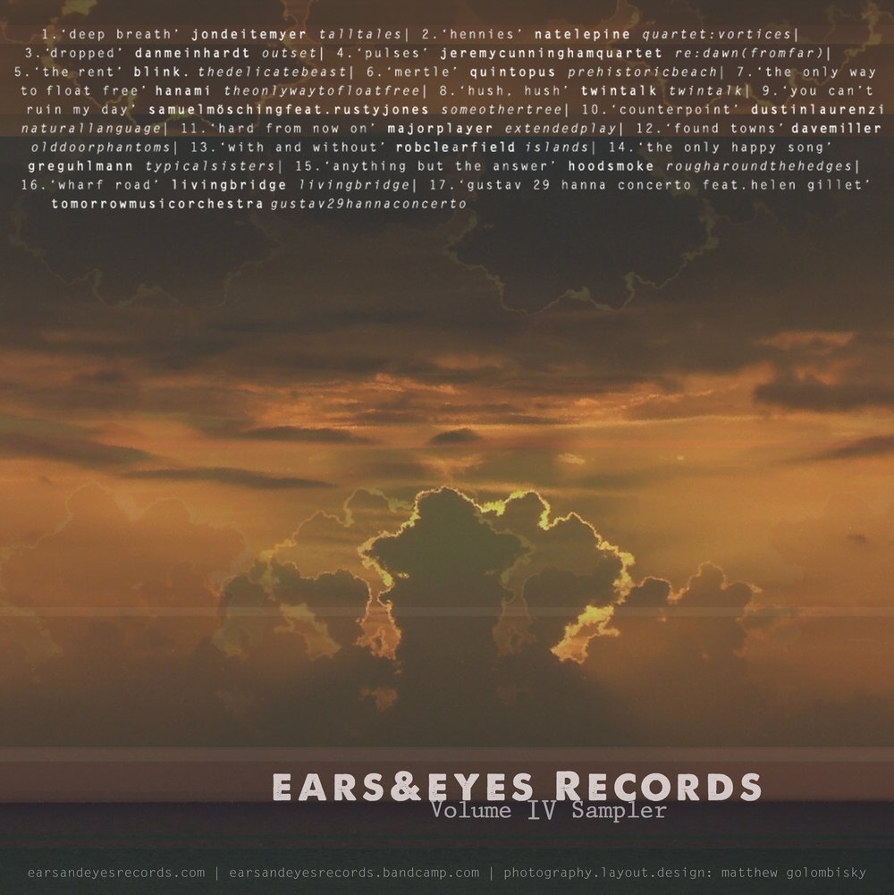 ears&eyes Records | Volume IV Sampler   buy:  BandCamp