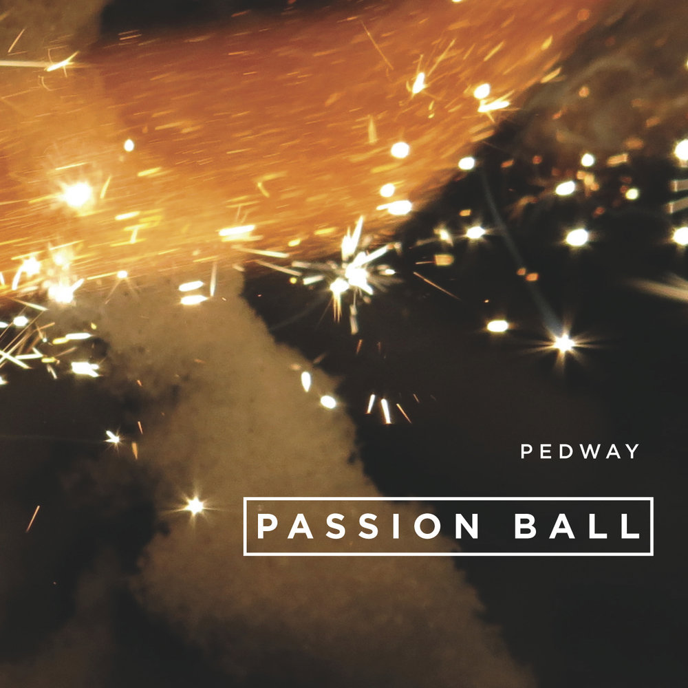 Pedway | Passion Ball buy: MP3 CD BandCamp iTunes Amazon