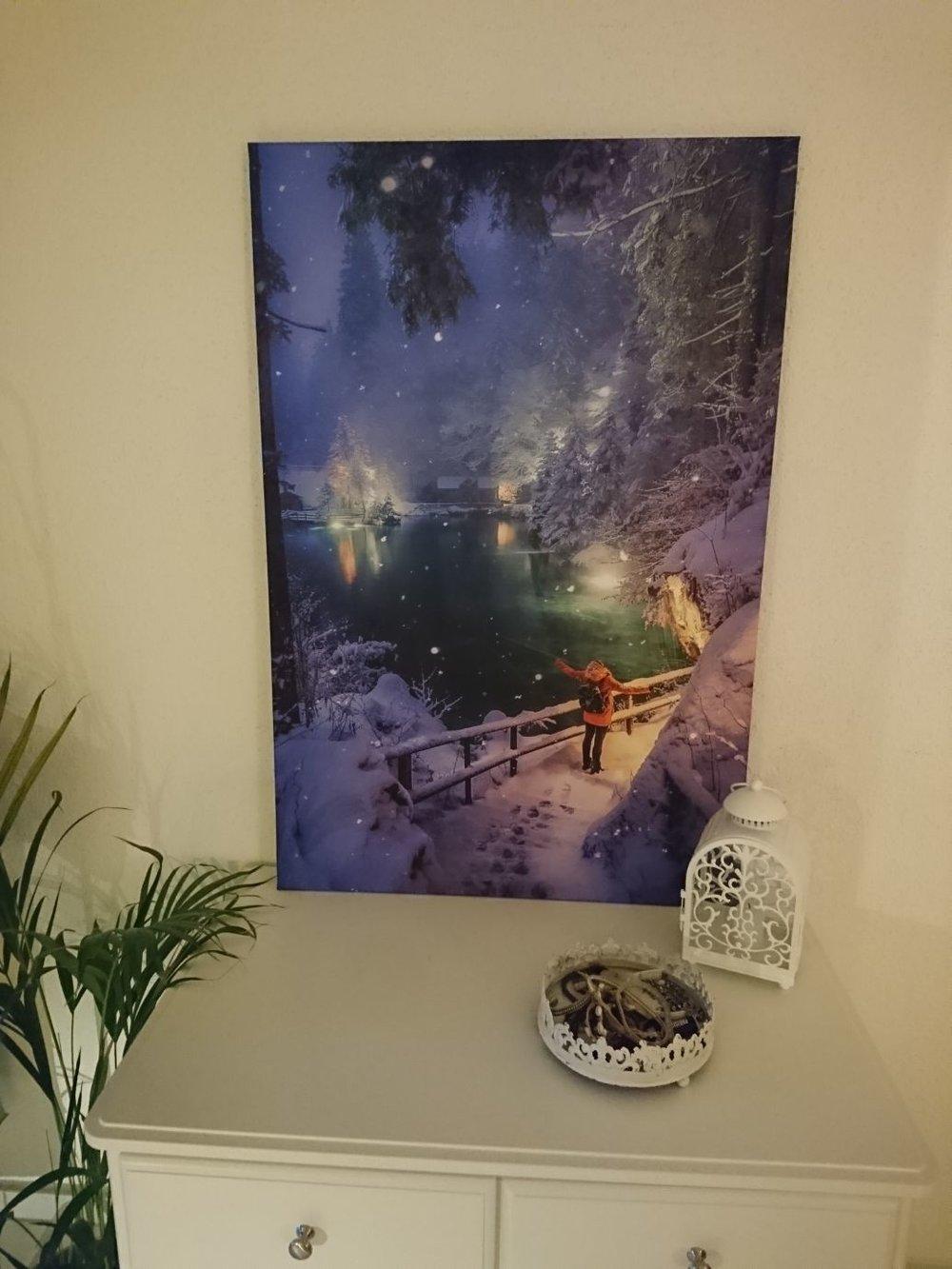 private client | canvas print